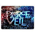 Pierce The Veil Quote Galaxy Nebula Samsung Galaxy Tab 10.1  P7500 Flip Case View1
