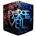 Pierce The Veil Quote Galaxy Nebula Samsung Galaxy Tab 10.1  P7500 Flip Case View4