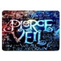 Pierce The Veil Quote Galaxy Nebula Samsung Galaxy Tab 8.9  P7300 Flip Case View1
