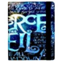 Pierce The Veil Quote Galaxy Nebula Samsung Galaxy Tab 8.9  P7300 Flip Case View2