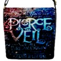 Pierce The Veil Quote Galaxy Nebula Flap Covers (S)  View1