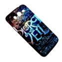 Pierce The Veil Quote Galaxy Nebula Samsung Galaxy Mega 5.8 I9152 Hardshell Case  View5