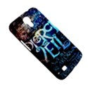 Pierce The Veil Quote Galaxy Nebula Samsung Galaxy Mega 6.3  I9200 Hardshell Case View5