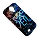 Pierce The Veil Quote Galaxy Nebula Samsung Galaxy S4 Classic Hardshell Case (PC+Silicone) View5