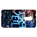 Pierce The Veil Quote Galaxy Nebula HTC One Max (T6) Hardshell Case View1