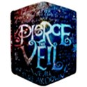 Pierce The Veil Quote Galaxy Nebula iPad Air Flip View3