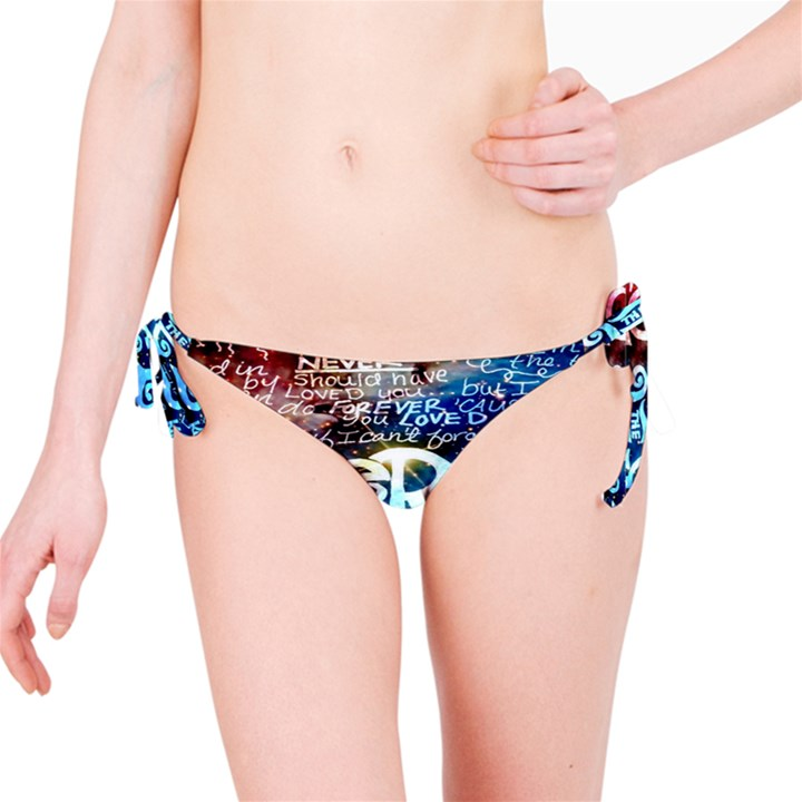 Pierce The Veil Quote Galaxy Nebula Bikini Bottom