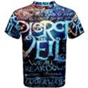Pierce The Veil Quote Galaxy Nebula Men s Cotton Tee View1