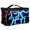Pierce The Veil Quote Galaxy Nebula Cosmetic Storage Case View2