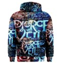 Pierce The Veil Quote Galaxy Nebula Men s Pullover Hoodie View1