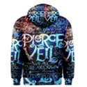 Pierce The Veil Quote Galaxy Nebula Men s Pullover Hoodie View2