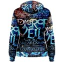Pierce The Veil Quote Galaxy Nebula Women s Pullover Hoodie View2