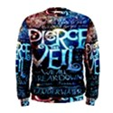 Pierce The Veil Quote Galaxy Nebula Men s Sweatshirt View1