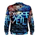 Pierce The Veil Quote Galaxy Nebula Men s Sweatshirt View2