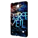 Pierce The Veil Quote Galaxy Nebula Samsung Galaxy Tab 4 (8 ) Hardshell Case  View2