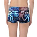 Pierce The Veil Quote Galaxy Nebula Reversible Boyleg Bikini Bottoms View4
