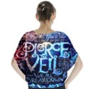 Pierce The Veil Quote Galaxy Nebula Blouse View2