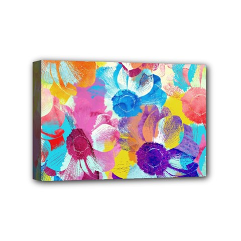 Anemones Mini Canvas 6  x 4