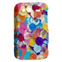 Anemones HTC Wildfire S A510e Hardshell Case View2
