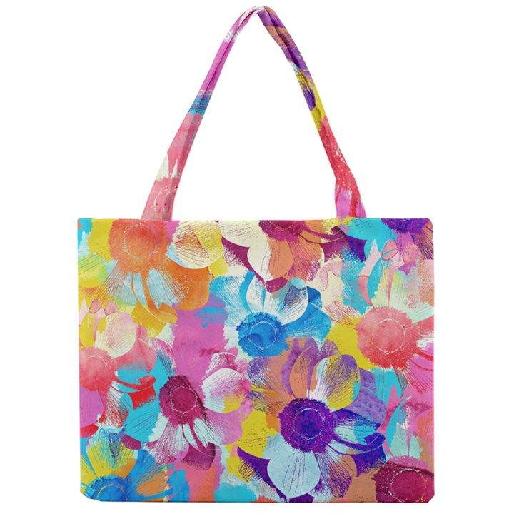 Anemones Mini Tote Bag