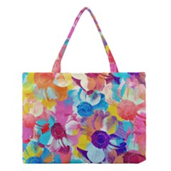 Anemones Medium Tote Bag