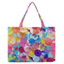 Anemones Medium Zipper Tote Bag View1