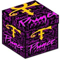 Prince Poster Storage Stool 12