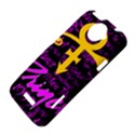 Prince Poster HTC One X Hardshell Case  View4