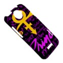 Prince Poster HTC One X Hardshell Case  View5