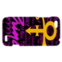 Prince Poster HTC One V Hardshell Case View1