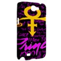 Prince Poster Samsung Galaxy Note 2 Hardshell Case View2