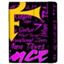 Prince Poster Apple iPad Mini Flip Case View2