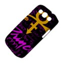 Prince Poster Samsung Galaxy S III Classic Hardshell Case (PC+Silicone) View4