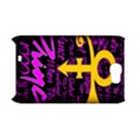 Prince Poster Samsung Galaxy Note 2 Hardshell Case (PC+Silicone) View1