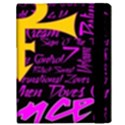 Prince Poster Samsung Galaxy Tab 10.1  P7500 Flip Case View3