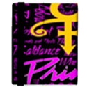 Prince Poster Samsung Galaxy Tab 8.9  P7300 Flip Case View3