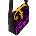 Prince Poster Flap Messenger Bag (S) View2