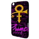 Prince Poster Samsung Galaxy Tab 3 (8 ) T3100 Hardshell Case  View3