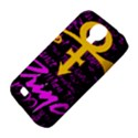Prince Poster Samsung Galaxy S4 Classic Hardshell Case (PC+Silicone) View4