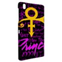 Prince Poster Samsung Galaxy Tab Pro 8.4 Hardshell Case View2