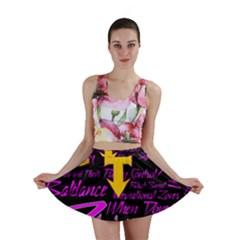 Prince Poster Mini Skirt