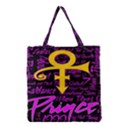 Prince Poster Grocery Tote Bag View1