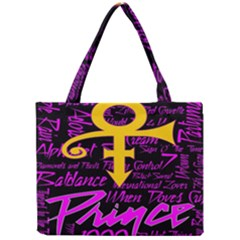 Prince Poster Mini Tote Bag
