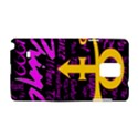 Prince Poster Samsung Galaxy Note 4 Hardshell Case View1