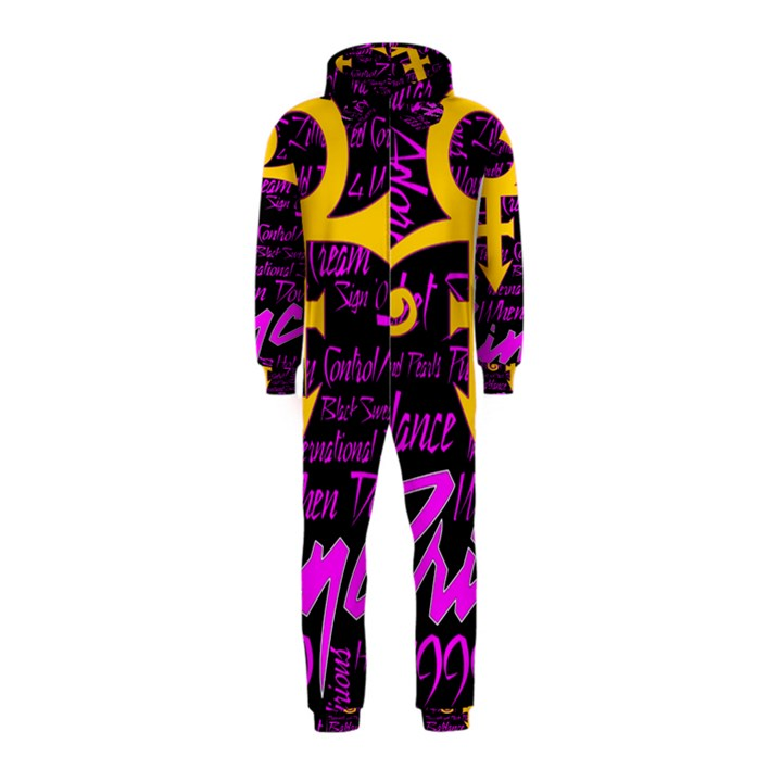 Prince Poster Hooded Jumpsuit (Kids)