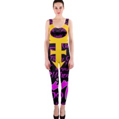Prince Poster OnePiece Catsuit