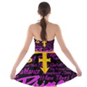 Prince Poster Strapless Bra Top Dress View2