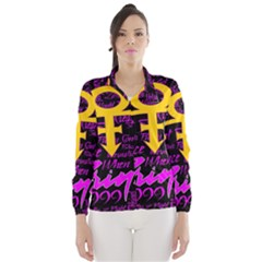 Prince Poster Wind Breaker (Women)