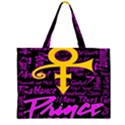 Prince Poster Large Tote Bag View1