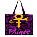 Prince Poster Large Tote Bag View2